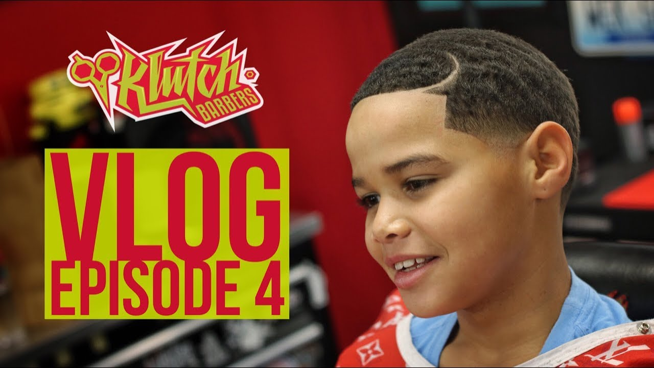 Klutch Barbers Vlog Episode 4 New Camera Stabilizer Haircuts And