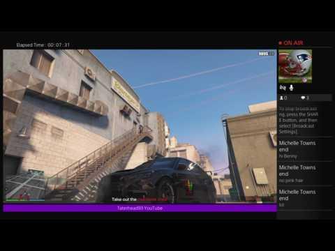 Gta5 online PlayStation 4 fun