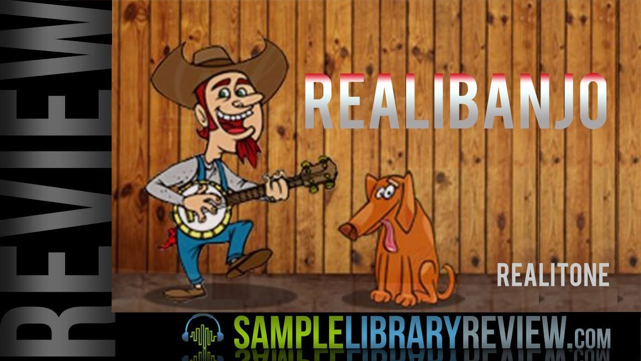 Review: Realibanjo by Realitone - Sample Library Review