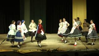 Cserta Táncegyüttes, Kiss Molnár István: Kalocsai táncok Thumbnail