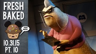 Fresh Baked roll call with Monsters Inc. | 10-31-15 Pt. 10
