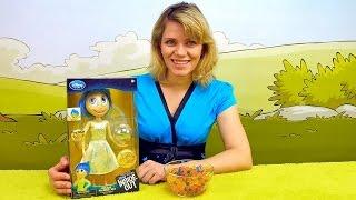 Радость из мультфильма Головоломка - Куклы для детей. Pixar / Inside Out Joy Talking Action Figure