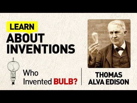 Learn about Inventions with Picture in English || Importance of Country || General Knowledge