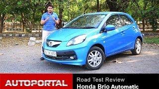 Honda Brio Automatic Review