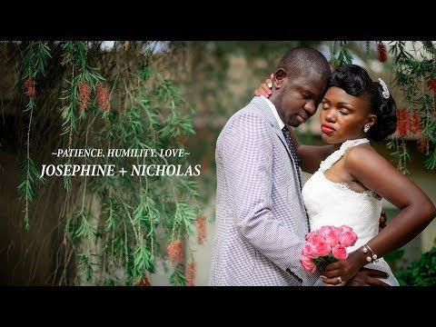 Patience. Humility. Love : Josephine + Nicholas Best Kenyan Wedding