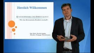 Vortrag Quantenphysik und Spiritualität