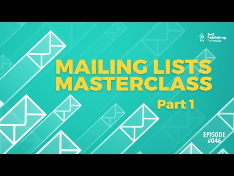 SPF Podcast 46: Mailing Lists Part 1