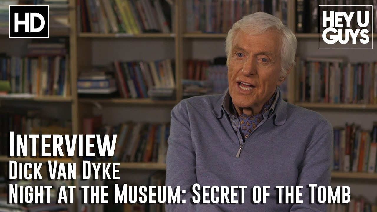 dick van dyke interview