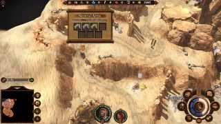 Might and Magic Heroes VII - Stronghold Campaign Mission 2 - Part 1 (Full HD, Geforce 970)