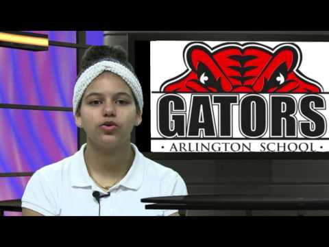 Arlington School Gator News - S 2  E 2
