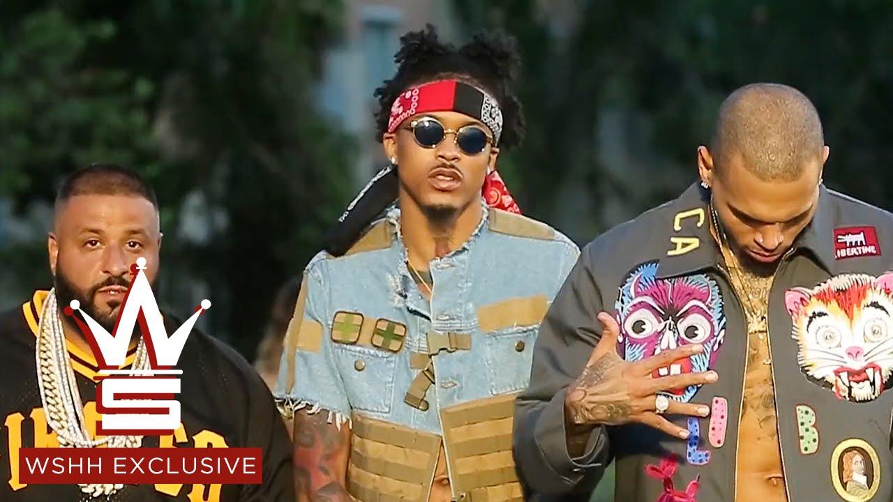 "Download Dj Khaled ""Gold Slugs"" Feat. Chris Brown, August Alsina & Fetty Wap (Behind The Scenes)"