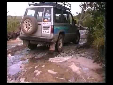 Klaus in Venezuela. El Dorado. Gran Sabana. Kavanayen. Toron Meru.flv
