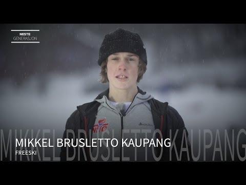 Mikkel Brusletto Kaupang - freeski