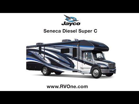 New Jayco Seneca Diesel Super C