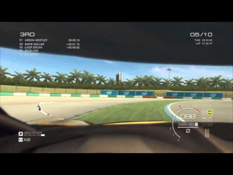 GRID Autosport | ENDURANCE GT GROUP 2 - Sepang International Circuit / Race 3