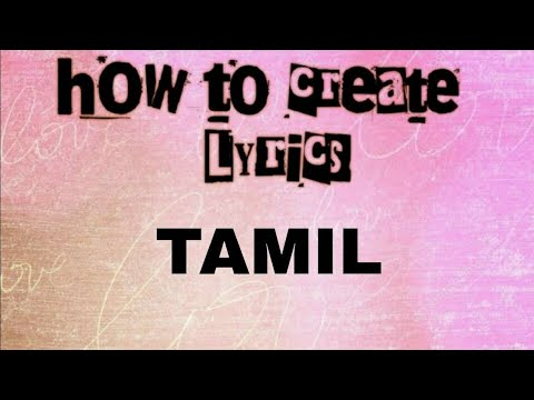 how to lyrics video in kinemaster in tamil|kind master |sm works
