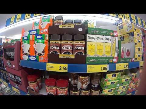 Тенерифе, цены на продукты 2015