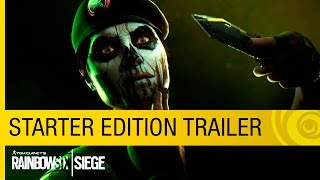 Rainbow Six Siege Starter Edition Trailer [US]