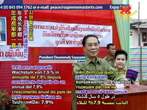 Re-election of prime minister and president in Laos