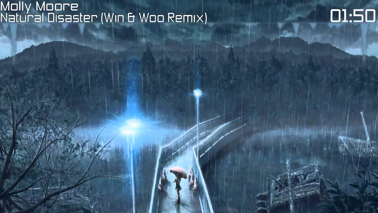 Download ♥ Nightcore - Natural Disaster (Win & Woo Remix) [Shout-out] ♥