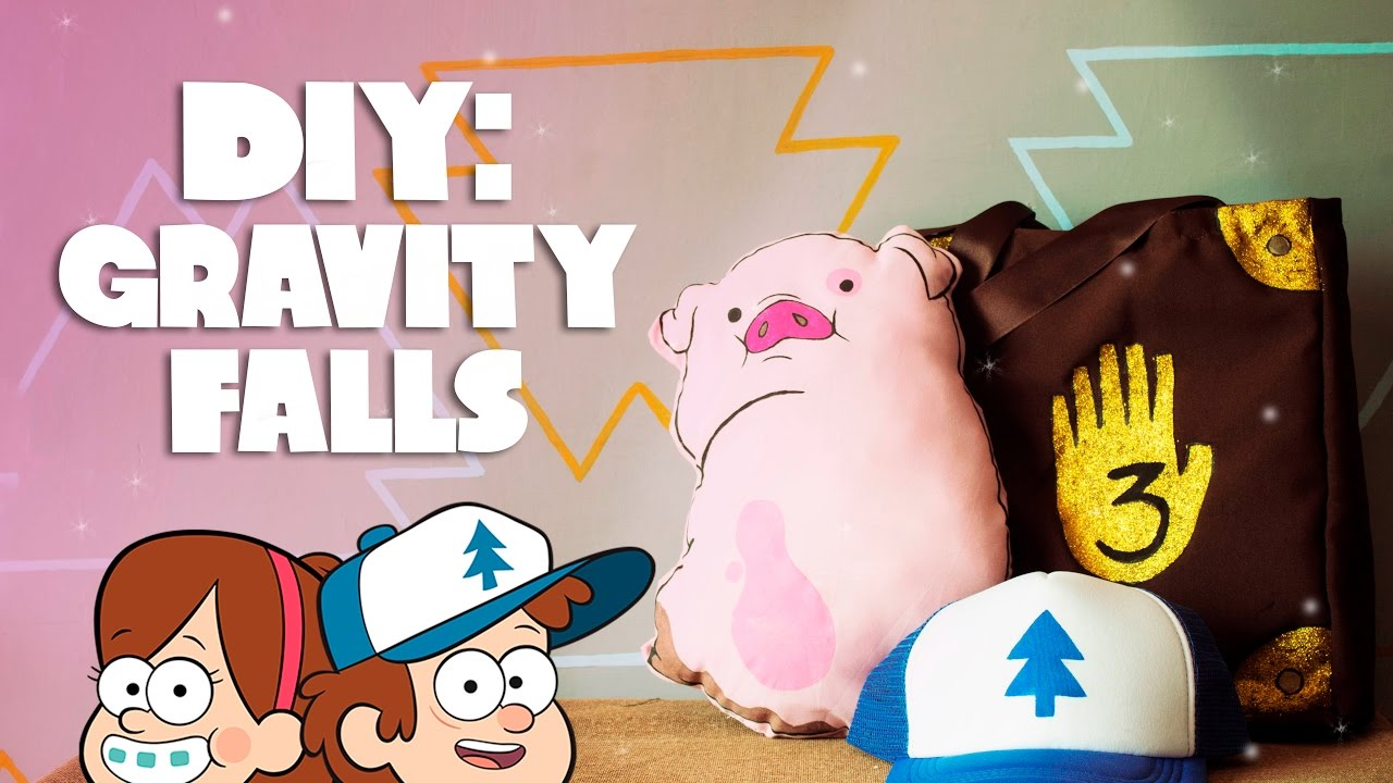 Diy Gravity Falls 3 Manualidades Faciles Y Originales Youtube