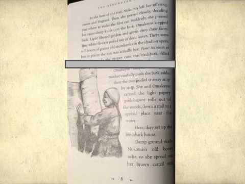 The Birchbark House read by Mrs. Mandrelle Part 1 - YouTube
