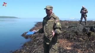 видео История изучения Курильских вулканов