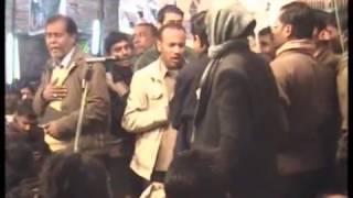 Sughra Watan Me Jiska Sehra Saja Rahi Hai | Aza-e-Husain Jafrabad | 6 Safar Jafrabad Jalalpur 2011