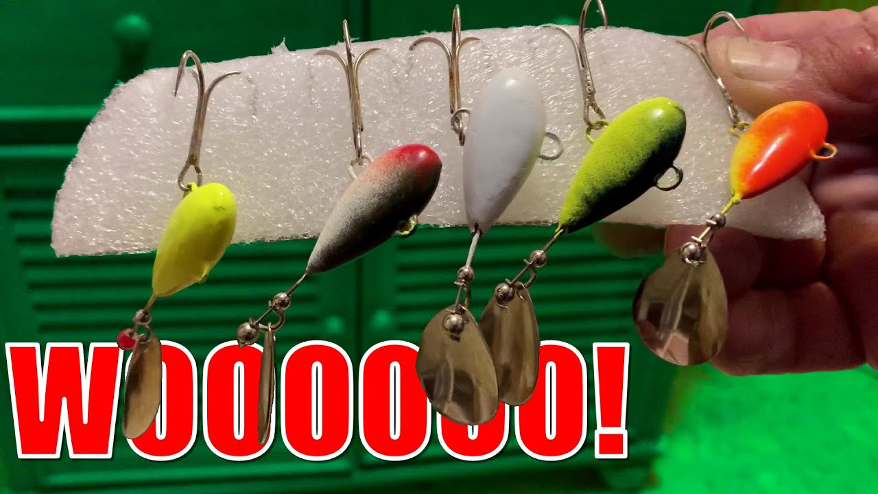 Old FORGOTTEN Lures Catch TONS Of Fish! UNEXPECTED CATCH!!!