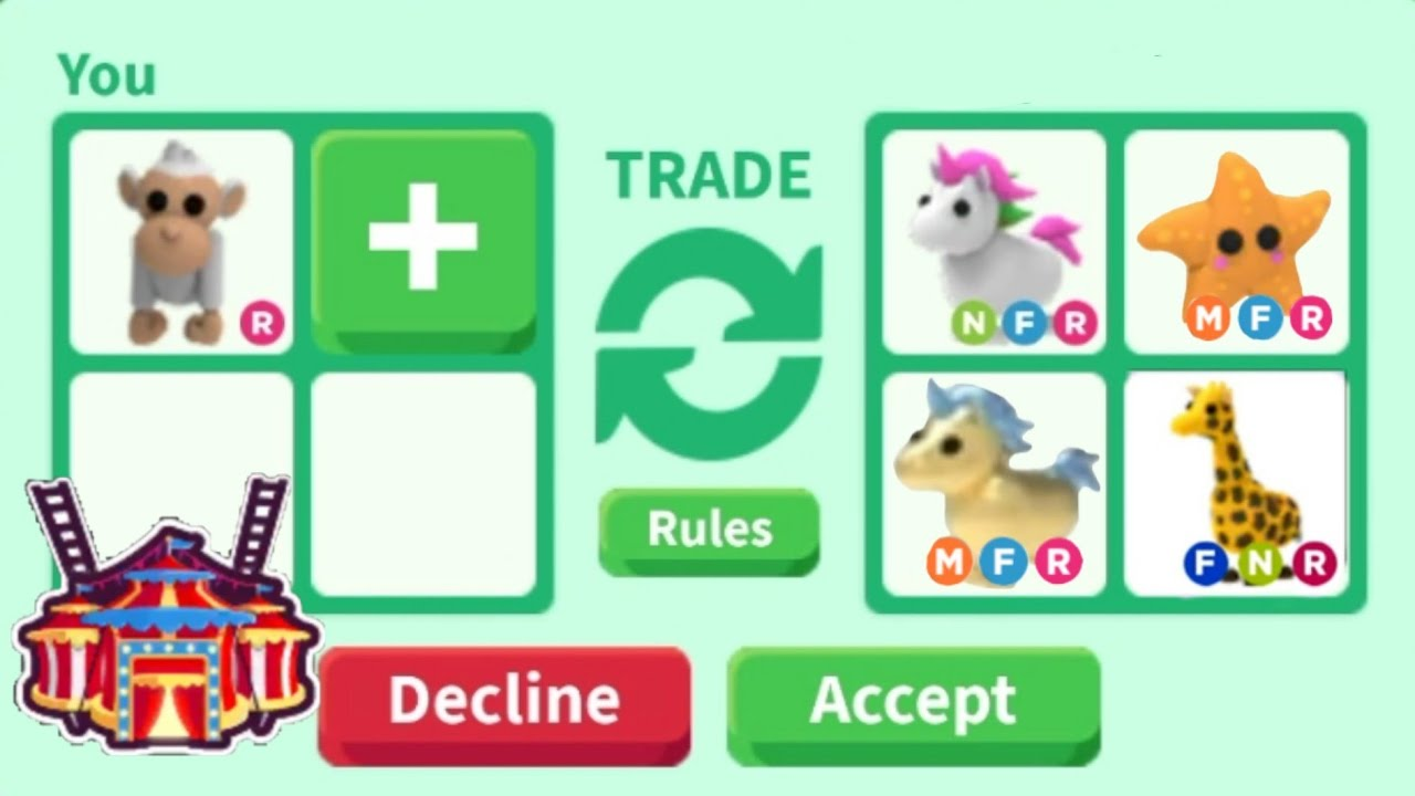 What People Trade For A New Albino Monkey In Roblox Adopt Me