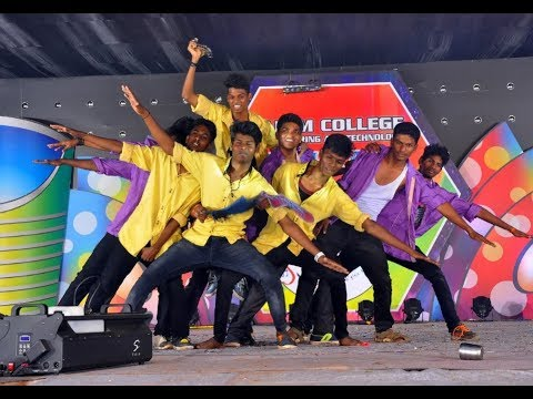 Tamil Fusion Song | Superb Group dance performance