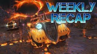 Weekly Recap #332 - Heavy Metal Machines, Final Fantasy XIV, Tera and More!