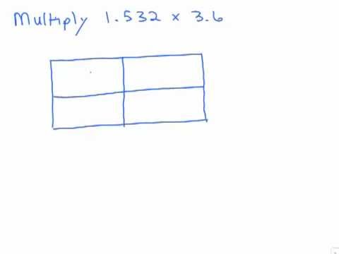 math worksheet : lattice multiplication with decimals  youtube : Lattice Multiplication With Decimals Worksheets