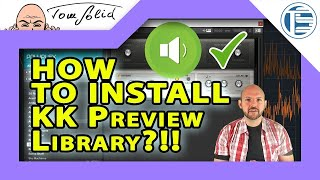 NI Komplete Kontrol Preview Library | Overview | How to install | FATAL ERROR SOLVED | Change Volume