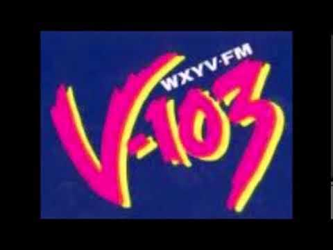 Frankski V103 FM Baltimore, Maryland, July 1987 (Highlights)