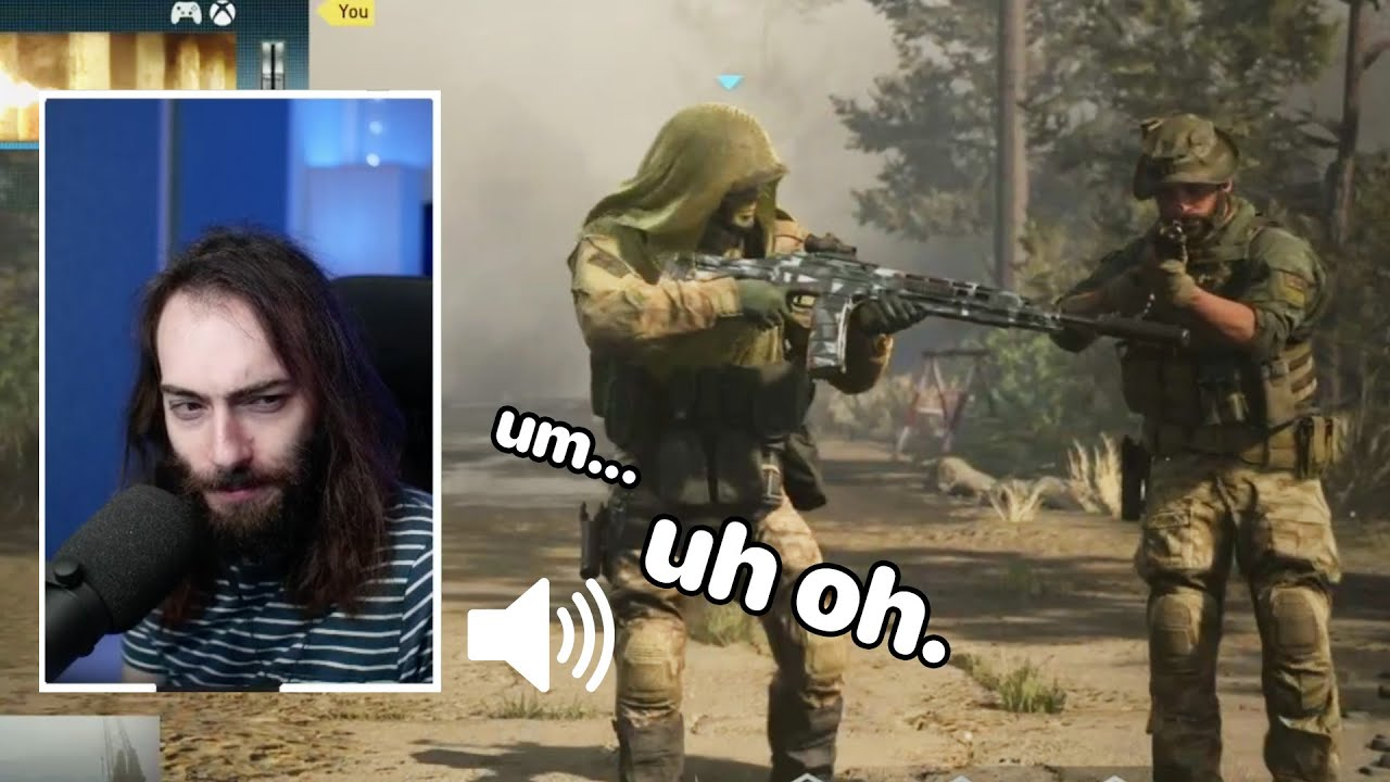 Um... uh oh - Call of Duty Warzone Gameplay