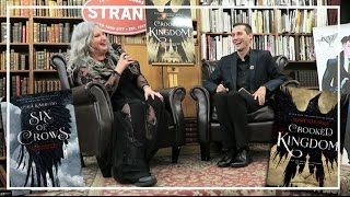 LEIGH BARDUGO CROOKED KINGDOM LAUNCH AT STRAND BOOKSTORE