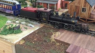 Didcot 2018 Model Railway Exhibition from the Abingdon and District MRC - 20th October 2018