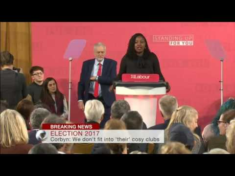 GE2017: Jeremy Corbyn's campaign launch speech