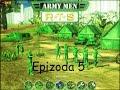 ARMY MEN RTS | Epizoda 5 | 7 mise | Radio Operátor !