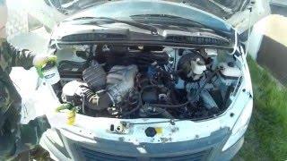 видео Замена масла в двигателе ГАЗель 405