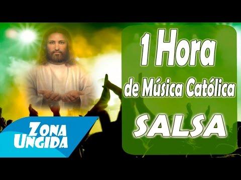1 HORA de MÚSICA CATÓLICA | SALSA CATÓLICA