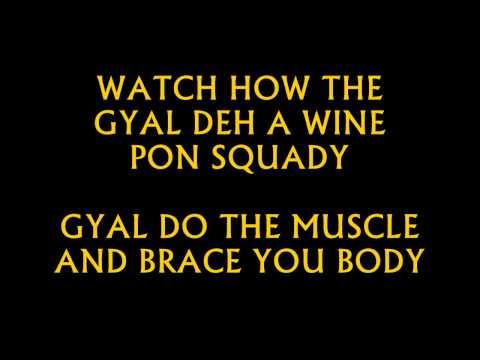 DEMARCO LAZY BODY LYRICS @DancehallLyrics