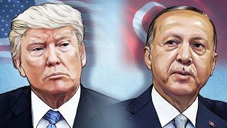 트럼프, 터키에 경제제재…무역협상 중단·철강 관세↑ /…