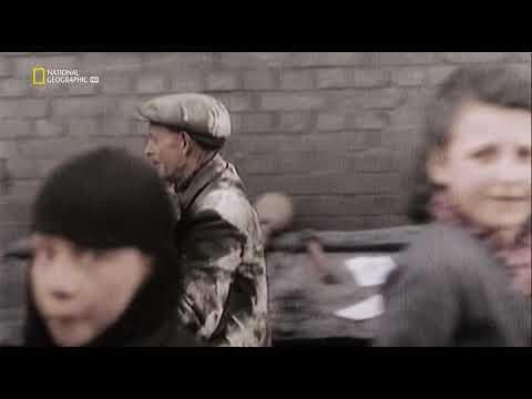 1944-1945 гг Крах Нацистской Германии ,цветная кинохроника