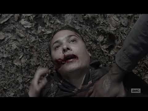 Fear The Walking Dead season 4 episode 3 Nick Dies scene 1080p