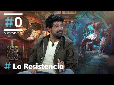 LA RESISTENCIA - Entrevista a Miguel Ángel Muñoz   #LaResistencia 04.05.2021
