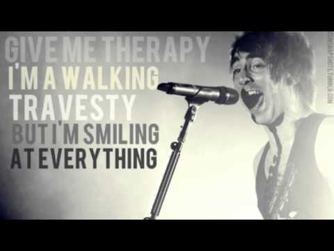 Therapy - All Time Low (Real Karaoke / Instrumental)