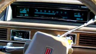 1988 Olsmobile Regency Brougham Ninety Eight Touring Sedan for sale