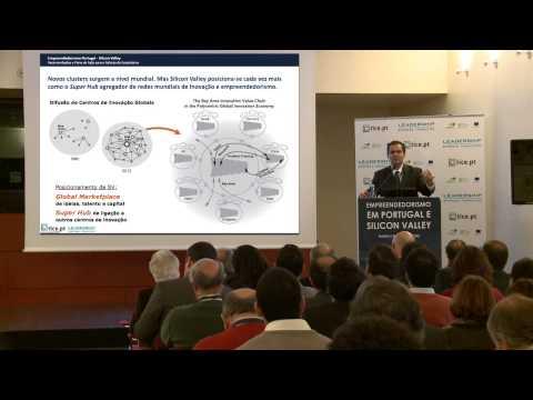 """""""Empreendedorismo em Portugal e Silicon Valley - Estudo e recomendações"""""""